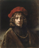 Titus, the Artist's Son