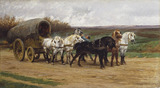 A Waggon and a Team of Horses
