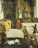 The Execution of the Doge Marino Faliero