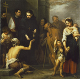 The Charity of Saint Thomas of Villanueva