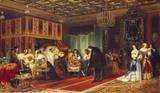 Cardinal Mazarin's Last Sickness