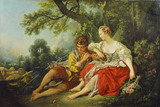 Shepherd Piping to a Shepherdess