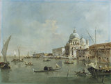 Venice: Santa Maria della Salute and the Dogana