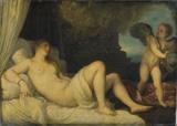 Danaë with Cupid