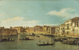 Venice: the Canale di Santa Chiara