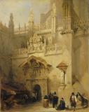 Granada: the Chapel of Ferdinand and Isabella