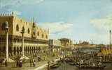 Venice: the Riva degli Schiavoni