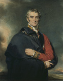 The Duke of Wellington (after Lawrence and Evans)