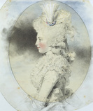 Isabella, 2nd Marchioness of Hertford, as Lady Beauchamp