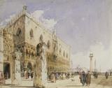 Venice: the Piazzetta