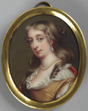 Frances Stuart, Duchess of Richmond, called, after Lely