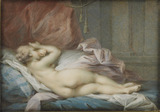 A Sleeping Woman
