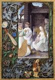 Mannuscript cutting, Master of the Dresden Prayer Book