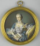Madame de Pompadour, after Boucher