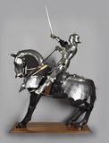 Equestrian armour