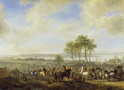 The Horse Fair