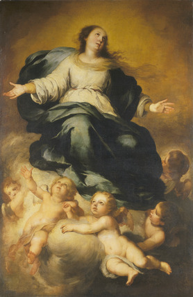 The Virgin of the Assumption