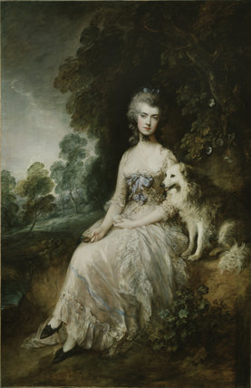 Mrs Mary Robinson (Perdita)