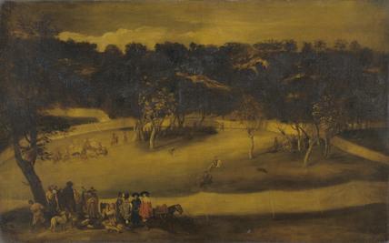 A Royal Boar Hunt