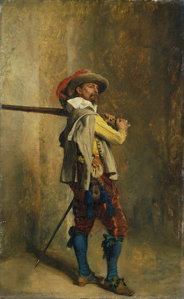 A Musketeer: Time of Louis XIII