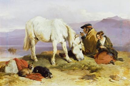 A Highland Scene