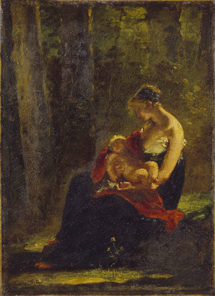 The Happy Mother