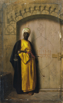 The Guard of the Harem