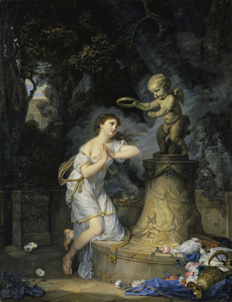 Votive offering to Cupid