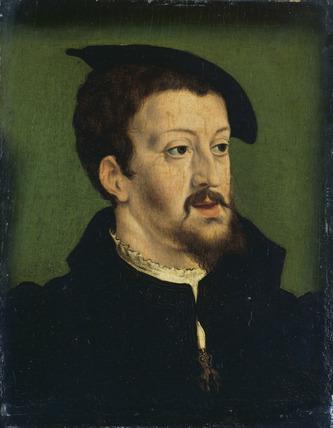 The Emperor Charles V