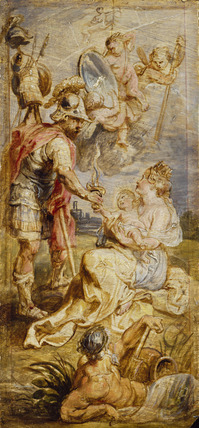 The Birth of Henri IV