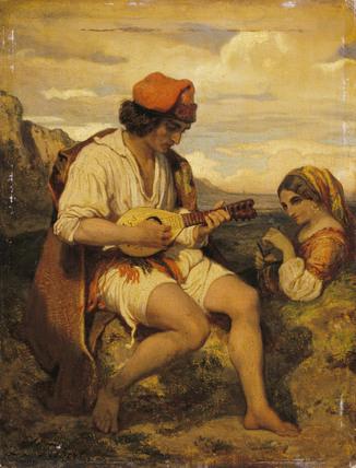 A Neapolitan Fisherman