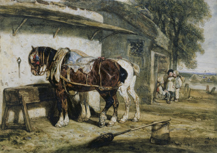 Cart Horses