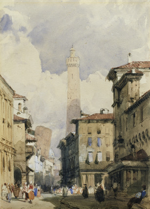 Bologna: The Leaning Towers
