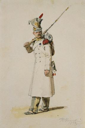 Grenadier of the Vistula Legion