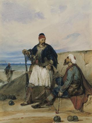 Eastern Soldiers