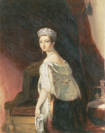 Queen Victoria (after Sully)