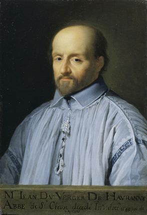 The abbé de Saint-Cyran