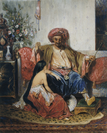 The Favourite of the Pasha