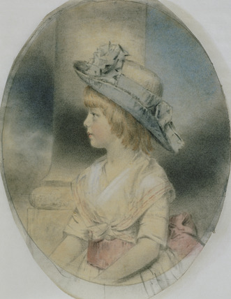 The 3rd Marquess of Hertford as a Boy