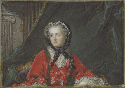 Marie Leczinska, Queen Consort of Louis XV, after Nattier