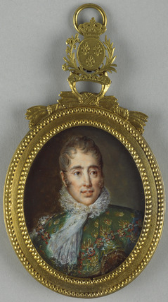 Charles X, King of France