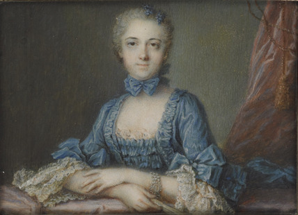 An unknown Lady, said to be Madame Dacier