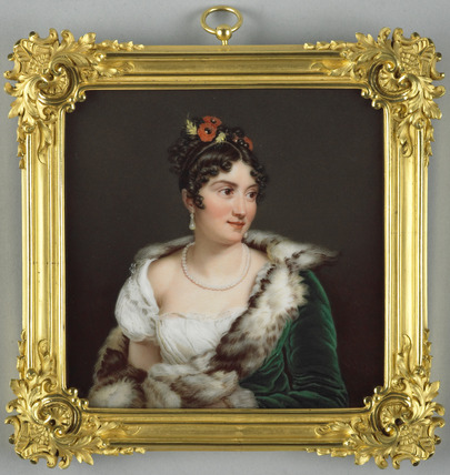 Mademoiselle Mars, after Gérard