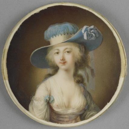 Mademoiselle Duthé