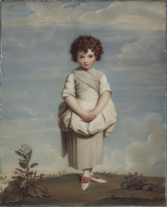Lady Gertrude Fitzpatrick ('Collina'), after Reynolds