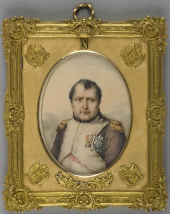 Napoleon I, after Isabey