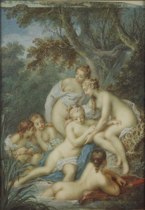 Diana and Nymphs bathing