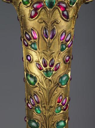 Dagger, detail