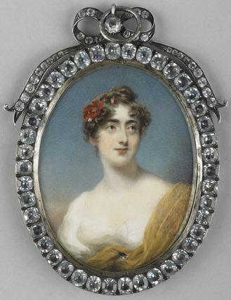 Lady Raglan, after Lawrence