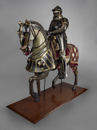 wallace collection armour: